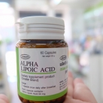 ALPHA LIPOIC ACID 50 MG 60 เม็ด