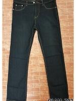 GLAM 702 กางเกงยีนส์ขายาว ขายกางเกง กางเกงคนอ้วน เสื้อผ้าคนอ้วน กางเกงขายาว กางเกงเอวใหญ่