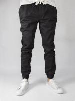 กางเกง jogger JG 615 สีดำ