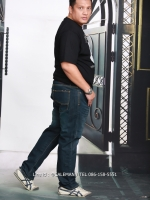 กางเกงยีนส์ขายาว รุ่น L95-8003