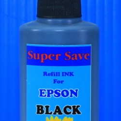 "น้ำหมึก Super Save 100 cc for EPSON ""BLACK"""