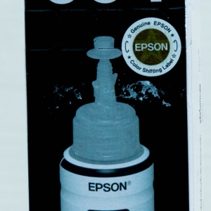 Epson หมึกเติม L-Series สีดำ รุ่น T6641 (Black)