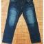 L95 8003/2 กางเกงยีนส์ขายาว ขายกางเกง กางเกงคนอ้วน เสื้อผ้าคนอ้วน กางเกงขายาว กางเกงเอวใหญ่ thumbnail 1