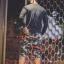 กางเกง Jogger ขาจั๊มสามส่วน พรีเมี่ยม ผ้า วอร์ม รหัส WT 379 BR สีทหาร แถบ ดำ แดง thumbnail 2