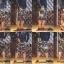 กางเกง Jogger ขาจั๊มสามส่วน พรีเมี่ยม ผ้า วอร์ม รหัส WT 379 BB สีทหาร แถบ ดำ thumbnail 5