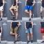 กางเกงขาสั้น พรีเมี่ยม ผ้า COTTON รหัส SS 206 สีน้ำเงิน thumbnail 5