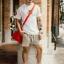กางเกงขาสั้น พรีเมี่ยม ผ้า COTTON รหัส SS 209 zip สีเทาอ่อน thumbnail 1