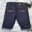 MOXIE 412 กางเกงยีนส์ขาสั้น ขายกางเกง กางเกงคนอ้วน เสื้อผ้าคนอ้วน กางเกงขาสั้น กางเกงเอวใหญ่ thumbnail 3