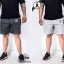 กางเกงขาสั้น พรีเมี่ยม รหัสWT209 C72 สีเทาอ่อน thumbnail 3