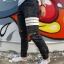 STRETCH JEANS JOGGER PANTS | ขาจั๊มยีนส์ยืด YM610 W thumbnail 2