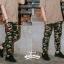 กางเกงขายาว พรีเมี่ยม ผ้า COTTON รหัส WT680 CLAW PANT สีทหารเขียว เล็บเสือดำ thumbnail 7