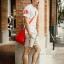 กางเกงขาสั้น พรีเมี่ยม ผ้า COTTON รหัส SS 209 zip สีเทาอ่อน thumbnail 6