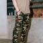 กางเกงขายาว พรีเมี่ยม ผ้า COTTON รหัส WT680 CLAW PANT สีทหารเขียว เล็บเสือดำ thumbnail 3