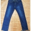 GLAM 701 กางเกงยีนส์ขายาว ขายกางเกง กางเกงคนอ้วน เสื้อผ้าคนอ้วน กางเกงขายาว กางเกงเอวใหญ่ thumbnail 1