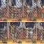 กางเกง Jogger ขาจั๊ม พรีเมี่ยม ผ้า วอร์ม รหัส WT 679 WW สีทหาร แถบ ขาว thumbnail 5