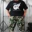 กางเกง JOGGER พรีเมี่ยม ริมแดง BIG ทหารเขียว thumbnail 9