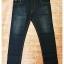 GLAM 914/1 กางเกงยีนส์ขายาว ขายกางเกง กางเกงคนอ้วน เสื้อผ้าคนอ้วน กางเกงขายาว กางเกงเอวใหญ่ thumbnail 1