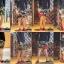 กางเกงขาสั้น พรีเมี่ยม ผ้า วอร์ม รหัส WT 279 WW สีทหาร แถบ ขาว thumbnail 3