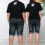 กางเกงยีนส์ขาสั้น รุ่น L95 2000 thumbnail 5