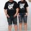 กางเกงยีนส์ขาสั้น รุ่น L95 2000 thumbnail 4