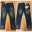 F524/1 กางเกงยีนส์ขายาว ขายกางเกง กางเกงคนอ้วน เสื้อผ้าคนอ้วน กางเกงขายาว กางเกงเอวใหญ่ thumbnail 3