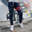 STRETCH JEANS JOGGER PANTS | ขาจั๊มยีนส์ยืด YM612 R thumbnail 4