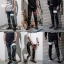 STRETCH JEANS JOGGER PANTS | ขาจั๊มยีนส์ยืด YM612 W thumbnail 6