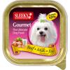 อาหารสุนัข SLEEKY Gourmet รสเนื้อ-นม-ไข่ - อาหารหมาเล็ก