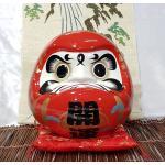 ตุ๊กตา ดารุมะ [Daruma] สูง 9.5 นิ้ว [53546A]