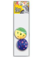 ของเล่นแมว CocoKat จิงเกิ้ลบอล 2 ลูก