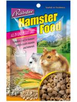 Rabster - อาหารสำเร็จรูปสำหรับหนูแฮมสเตอร์ทุกพันธ์ ขนาด 100 กรัม