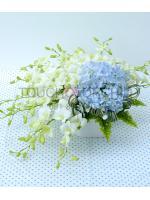 แจกันดอกไม้ Cool & Calm รหัส 3043