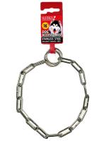 ปลอกคอโซ่สำหรับสุนัข SLEEKY โซ่คอสเเตนเลสฝึกหมา ขนาด 3 มม. ยาว 16 นิ้ว