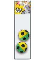ของเล่นแมว CocoKat ลูกบอลเกลี้ยง