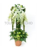 แจกันดอกไม้ Green Garden รหัส 3029