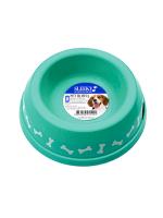 ชามอาหารสัตว์พิมพ์ลาย SLEEKY สำหรับสุนัขและแมว ขนาดกลาง - ปากชามกว้าง 18 ซม.
