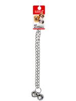 สร้อยคอสุนัข SLEEKY ขนาด 2.5 มม. ยาว 20 นิ้ว - เส้นกลาง