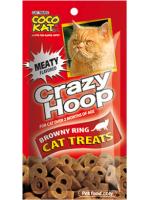 ขนมแมว CocoKat เครซี่ฮูป รสเนื้อ ขนาด 35 กรัม