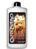 Groomio - สูตร 1 ครีมนวดบำรุงขน สำหรับสุนัขทุกพันธุ์ ขนาด 1000 มล.