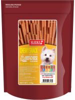 ขนมสุนัข SLEEKY ชิววี่สแน็ค แบบแท่ง รสเนื้อชีส ขนาด 1 กก.