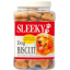 ขนมสุนัข SLEEKY บิสกิต รสเนื้อ - ขวดใหญ่ 560 กรัม thumbnail 1
