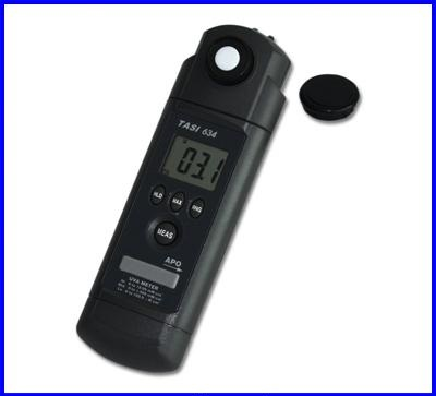 เครื่องวัดแสงยูวี ยูวีมิเตอร์ UV power meter 320-400nm TASI-634 Digital UVA Meter Ultraviolet Digital Radiometer Pocket Hook Design (Pre-order 2 week)