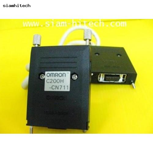 cableomron ใช้กับรุ่น C 200H-CN711 สายมือสองของแท้