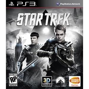 PS3: Star Trek (Z3) [ส่งฟรี EMS]