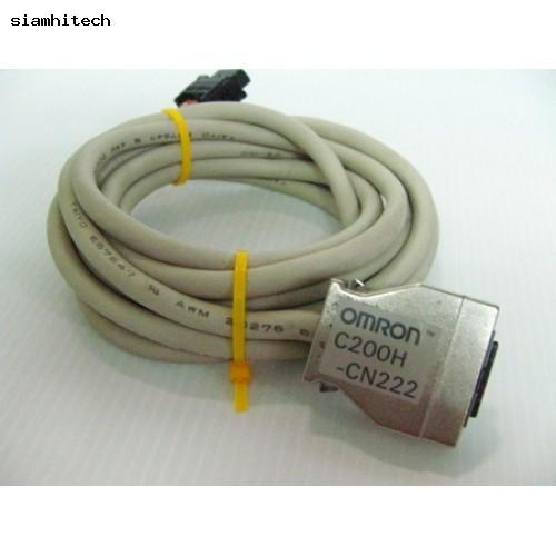 cable Omron ใช้กับรุ่น C200H-CN222 สายมือสองของแท้