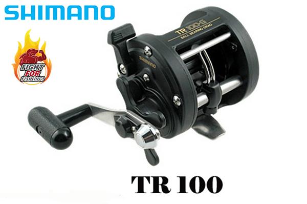 รอก Shimano รุ่น TR100 และ TR200 G