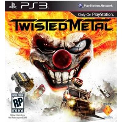 PS3: Twisted Metal (Z3) [ส่งฟรี EMS]
