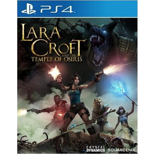 PS4: Lara Croft and the Temple of Osiris (Z3) [ส่งฟรี EMS]