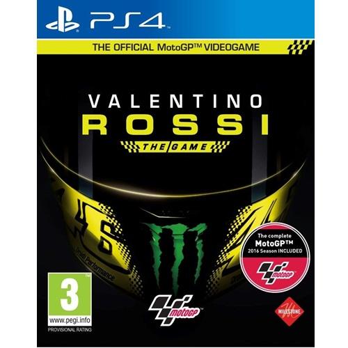 PS4: Valentino Rossi The Game (Z2) [ส่งฟรี EMS]