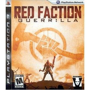 PS3: Red Faction Guerrilla (Z3) [ส่งฟรี EMS]